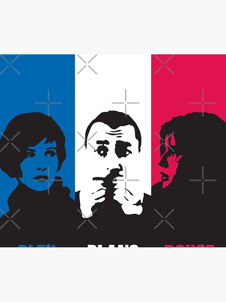 Three Colours Trilogy by eschavox