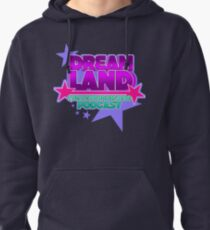 Dreamland- The RetroBlasting Podcast Pullover Hoodie