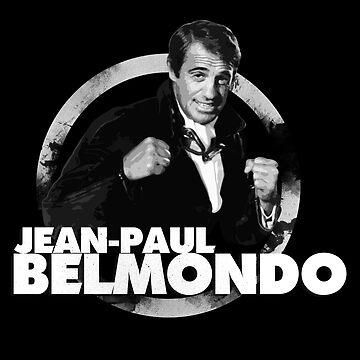 Jean-Paul Belmondo by adriangemmel