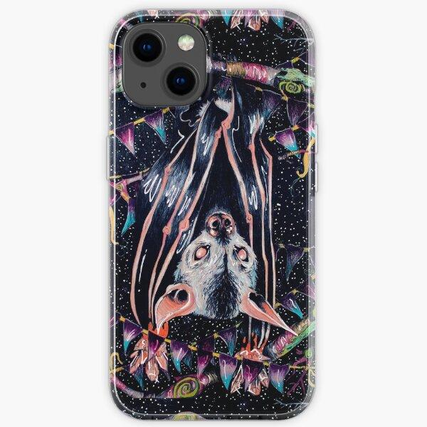 Festival Bat iPhone Soft Case