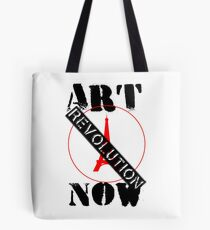 Viva la Art Revolution Tote Bag