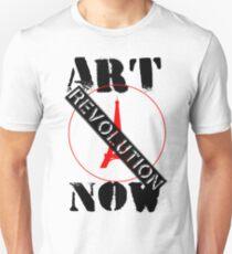 Viva la Art Revolution Unisex T-Shirt
