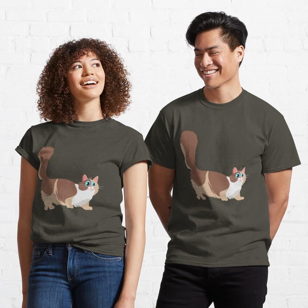 Adorable Munchkin Cat Gifts Classic T-Shirt