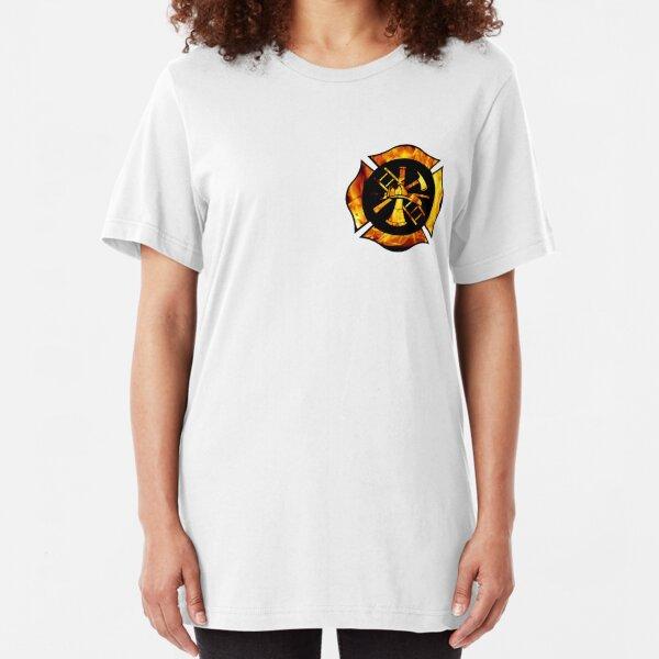 Maltese Cross Slim Fit T-Shirt