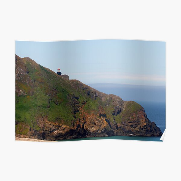 Point Sur Lighthouse, CA Poster
