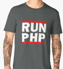 RUN PHP Men's Premium T-Shirt