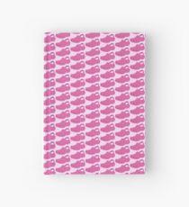 Pink Croc Shoe Hardcover Journal