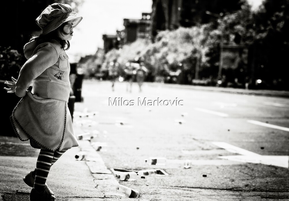 LIFE that is Coming... by Milos Markovic