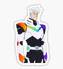 Rainbow, LGBT, Gay Shiro Sticker