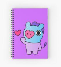 Mang Spiral Notebook