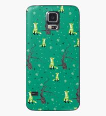 Forest Foxes Case/Skin for Samsung Galaxy