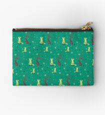 Forest Foxes Studio Pouch