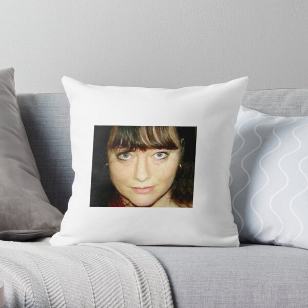 Anthea Slade Avatar Throw Pillow