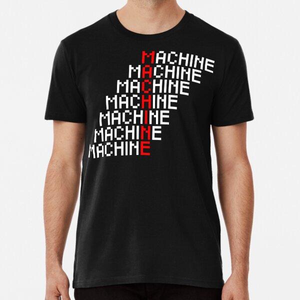 The Man Machine | Kraftwerk Premium T-Shirt