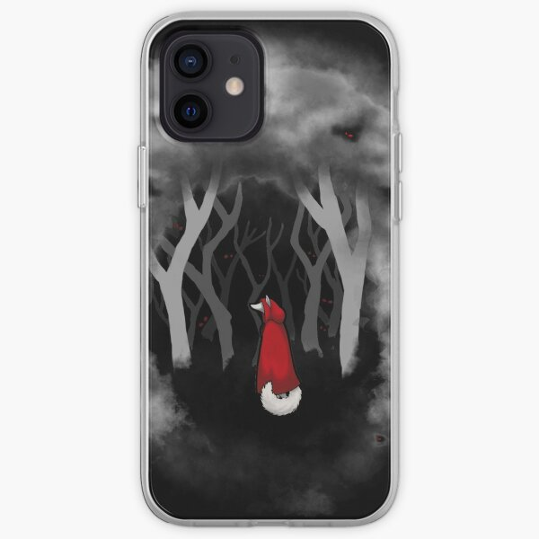 Little Red Riding Wolf pt3 iPhone Soft Case