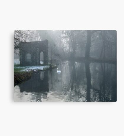 Refuge Of The Cross Canvas Print
