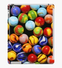 Colorful Marbles 2 Square 071518 iPad Case/Skin