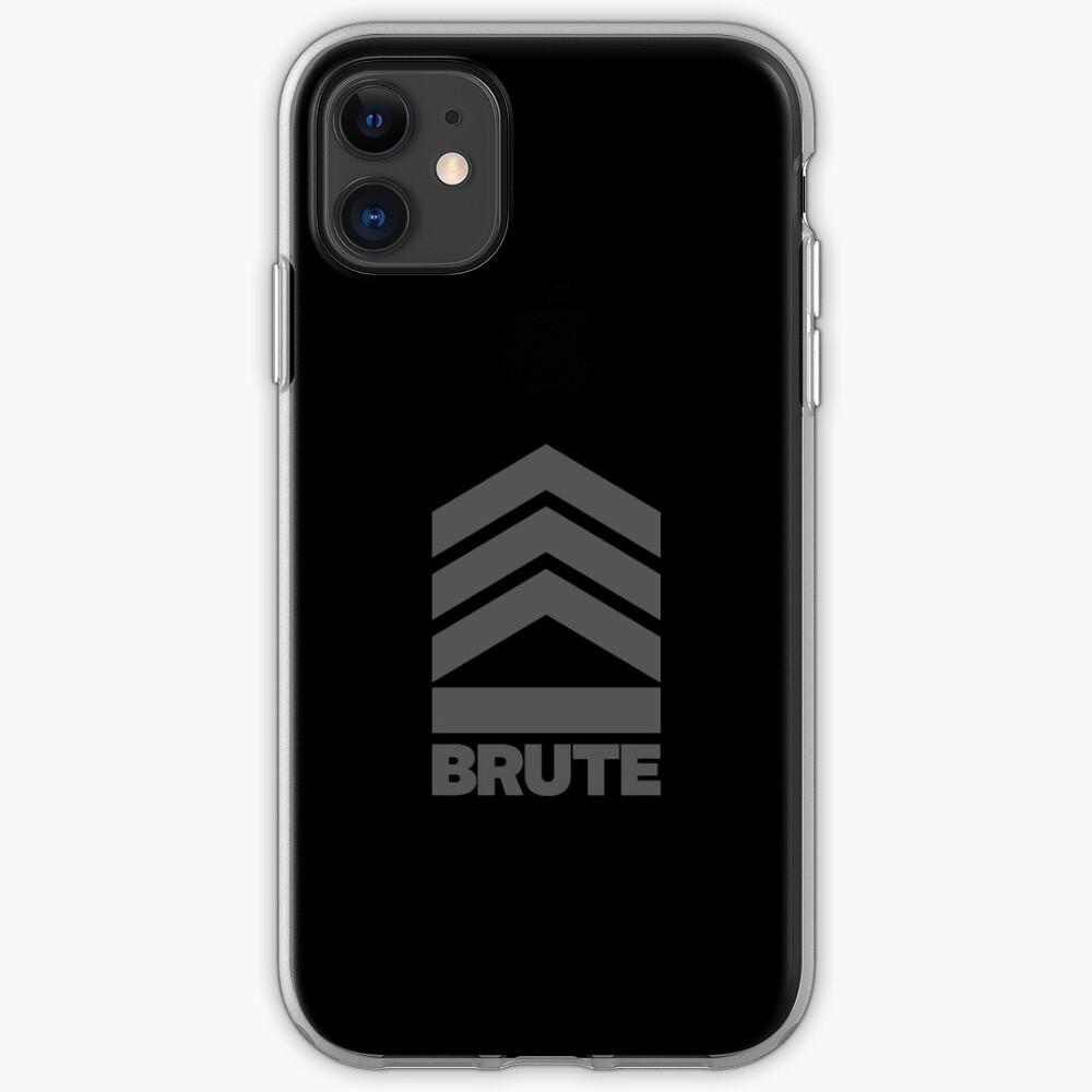 Brute Logo iPhone Case & Cover