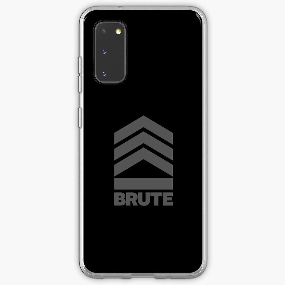 Brute Logo Case & Skin for Samsung Galaxy