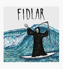 Fidlar Photographic Print