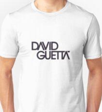 Camiseta unisex Mercancía de David Guetta