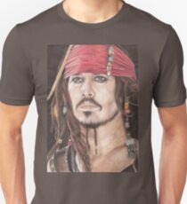 Captain Jack Sparrow Unisex T-Shirt