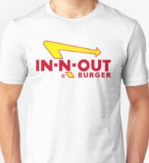 in n out Unisex T-Shirt