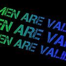 Men Are Valid by WhoIsJohnMalt