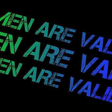Men Are Valid by WhoIsJohnMalt
