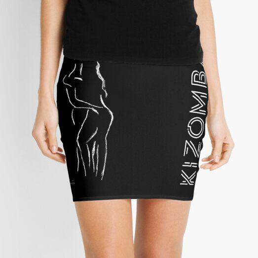 Kizomba White Minifalda