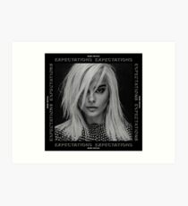 Bebe Rexha - Expectations Art Print