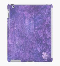 Hidden in a Forest of Purple iPad Case/Skin