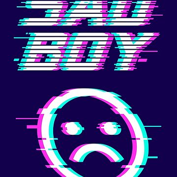 Sad Boy Vaporwave by TM490