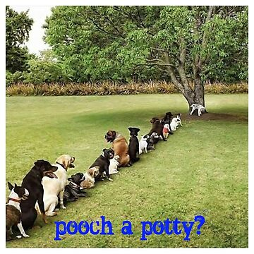 Piss On It For Dog And Nature Lovers Cute And Funny Design by goosedaddy60