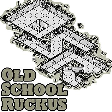 Old School Ruckus by DysonLogos