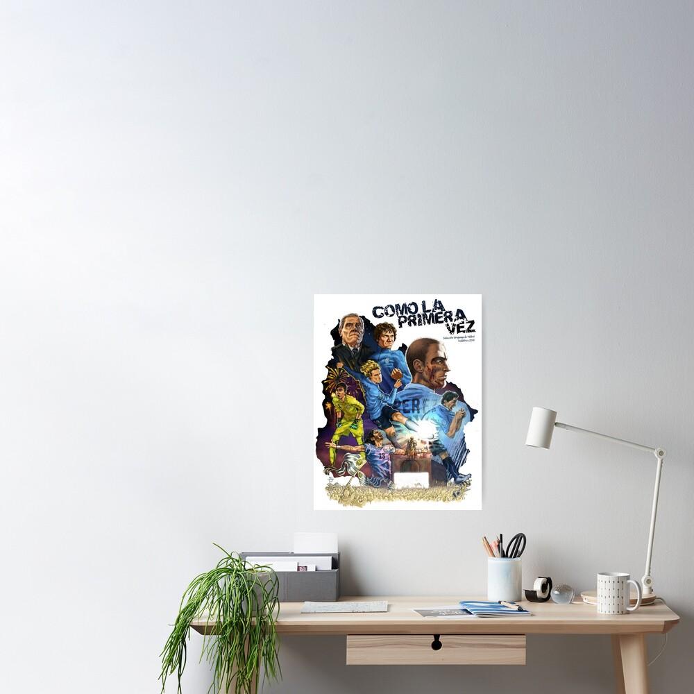 Como la Primera Vez Poster