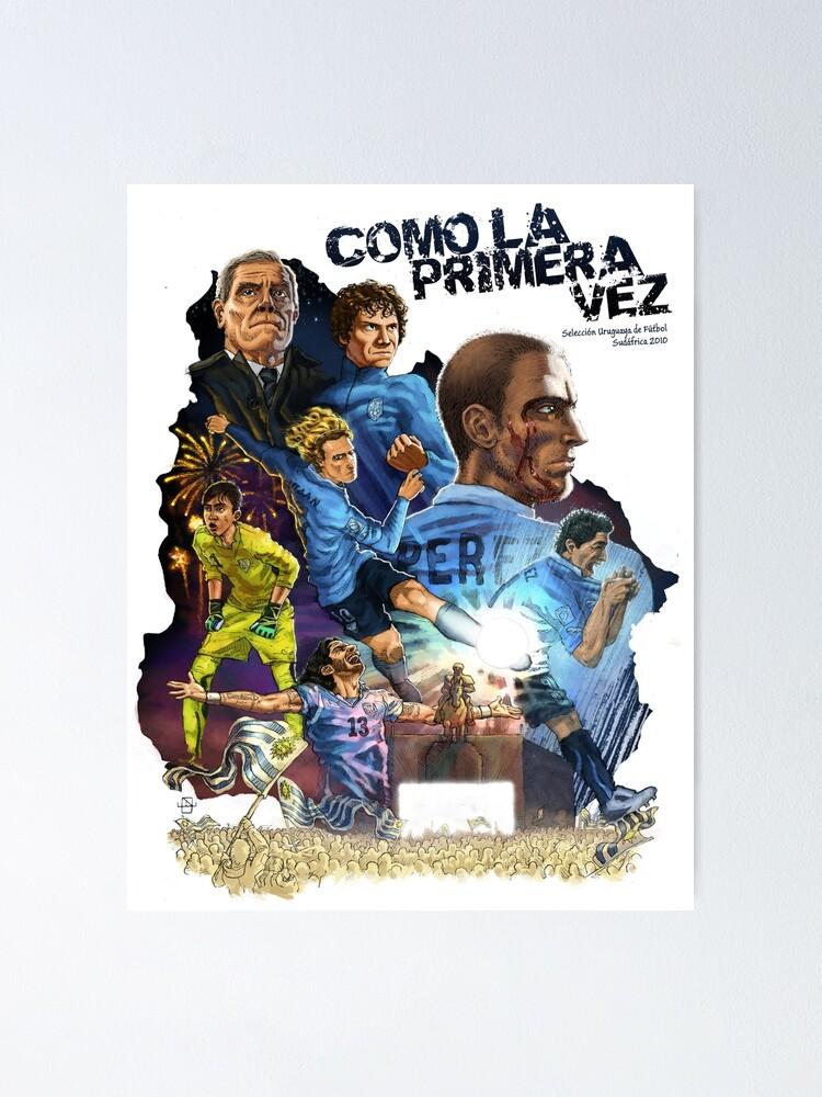 Alternate view of Como la Primera Vez Poster