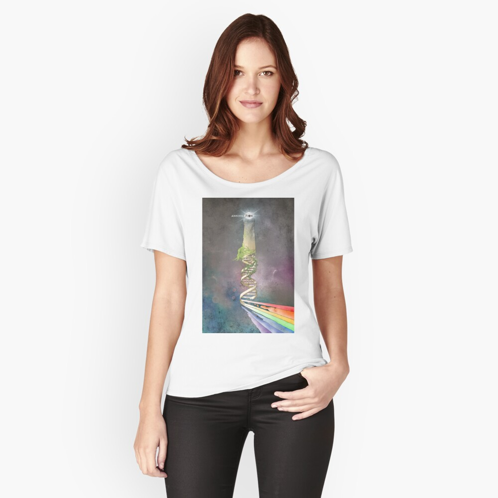 Annihilation  Relaxed Fit T-Shirt