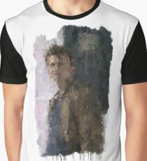 The Tenth Doctor Graphic T-Shirt