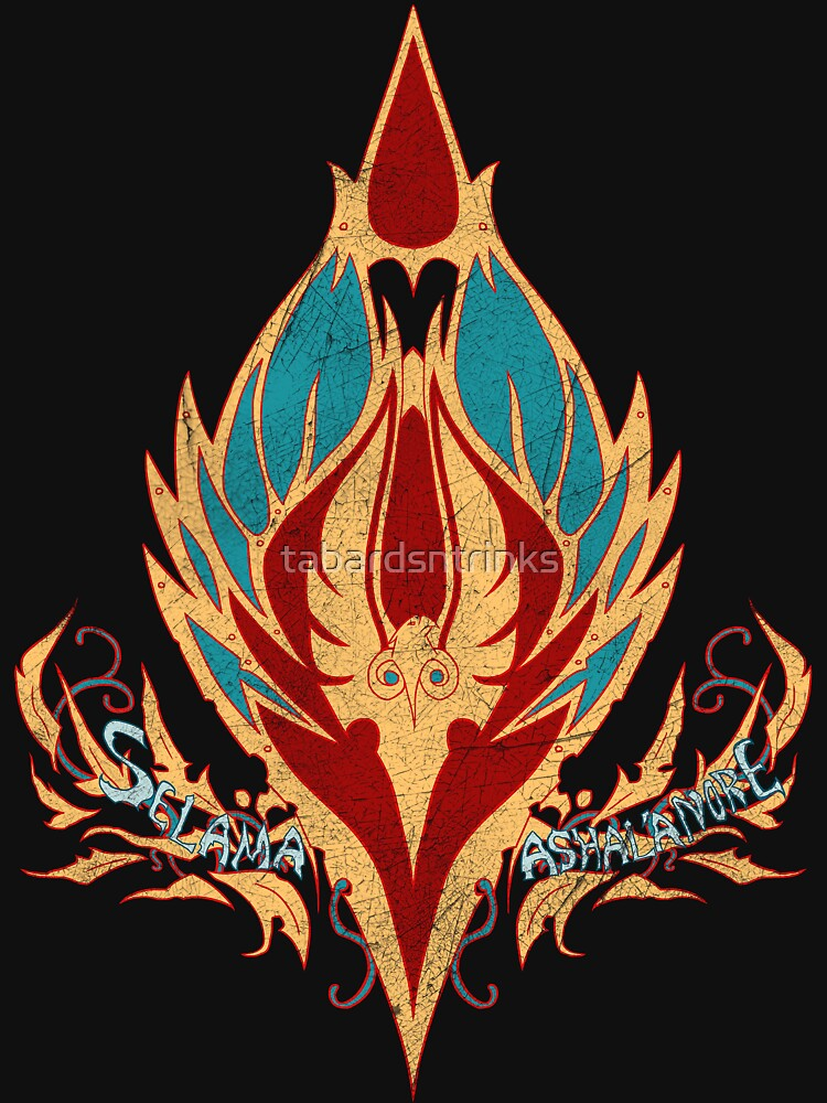 Crest Of The Sindorei Style 2 Unisex T Shirt A T Shirt Of