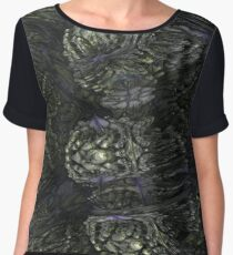 Lost in Fractals Chiffon Top