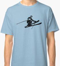 Alpine skiing Classic T-Shirt