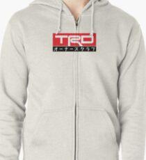 TRD OWNERS CLUB Zipped Hoodie