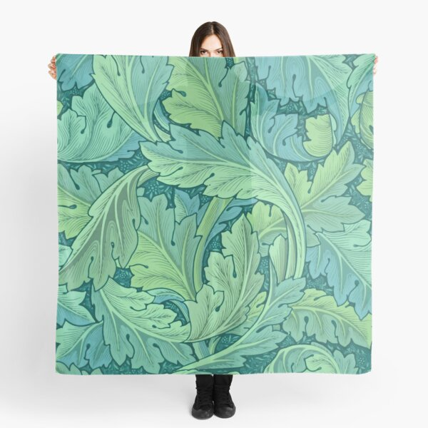 "William Morris ""Acanthus"" 1. Scarf"