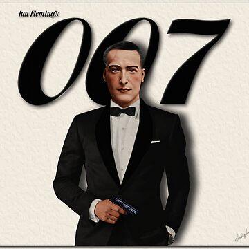 Ian Fleming's 007 by rgerhard