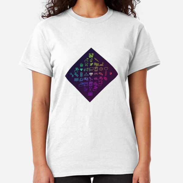 Lifestyle Icons Classic T-Shirt