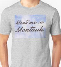 Meet Me in Montauk Unisex T-Shirt