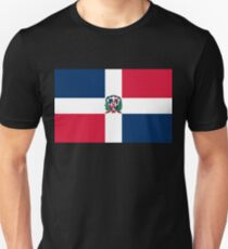 The Dominican Republic- Show your love for The Dominican Republic!  Unisex T-Shirt