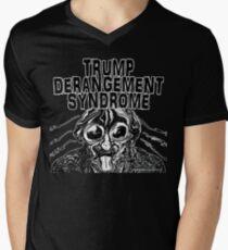 Trump Derangement Syndrome Men's V-Neck T-Shirt