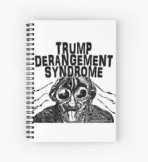 Trump Derangement Syndrome Spiral Notebook